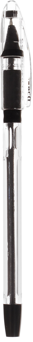 Cello Ручка шариковая Gripper цвет чернил черный2010440Шариковую ручку Cello Gripper отличают продуманная функциональность и удобство при письме.Прозрачный трехгранный корпус, выступы в его средней части, специальная подушечка для пальцев из антибактериального каучука - все это создает дополнительный комфорт.Стреловидный пишущий узел обеспечивает идеальную тонкую линию письма.