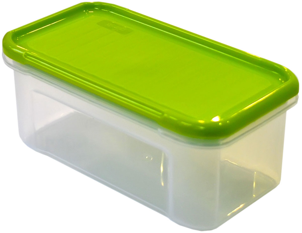 Банка для сыпучих продуктов Giaretti Krupa, цвет: оливковый, прозрачный, 500 млVT-1520(SR)Банка для сыпучих продуктов Giaretti Krupa предназначена для хранения круп, сахара, макаронных изделий, сладостей, в том числе для продуктов с ярким ароматом (специи и прочее). Строгая прямоугольная форма банки поможет вам организовать пространство максимально комфортно, не теряя полезную площадь. Плотная крышка не пропускает запахи, и они не смешиваются в вашем шкафу. Благодаря разнообразным отверстиям в дозаторе будет удобно насыпать как мелкие, так и крупные сыпучие продукты, что сделает процесс приготовления пищи проще.