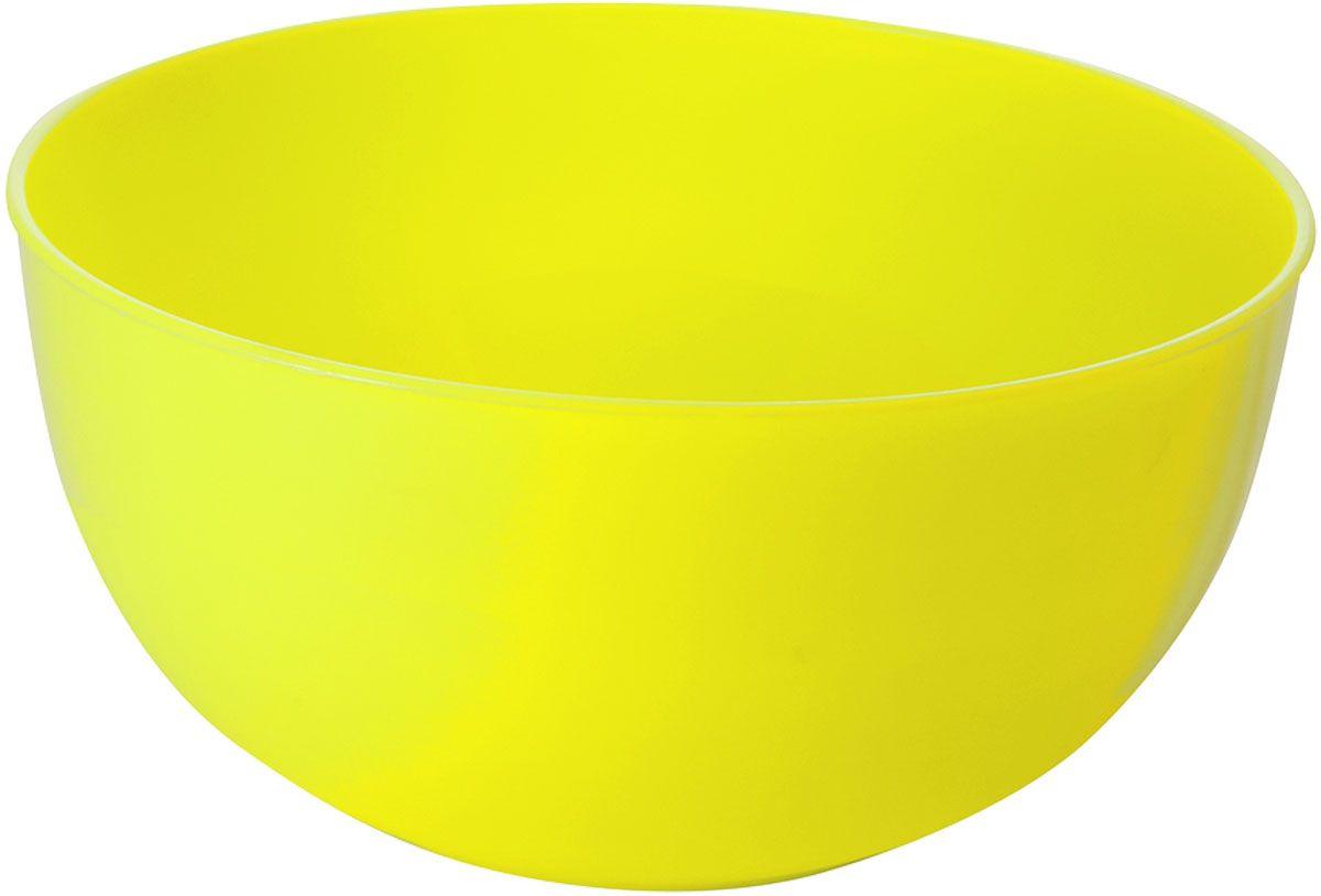Салатник Plastic Centre Galaxy, цвет: желтый, 4 л115510Многофункциональный салатник Plastic Centre Galaxy прекрасно подходит как для приготовления, так и для подачи различных блюд на стол. Лаконичный дизайн впишется в любую обстановку кухни.Объем салатника: 4 л.Диаметр салатника: 25,2 см.Высота салатника: 12,5 см.