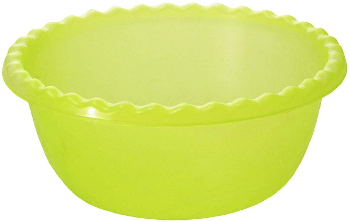Миска Plastic Centre Фазенда, цвет: светло-зеленый, 3 л115510Салатник прекрасно подходит как для приготовления, так и для подачи различных блюд на стол. Классический дизайн порадует хозяйку.Объем миски: 3 л.Диаметр миски: 25 см.Высота миски: 11 см.