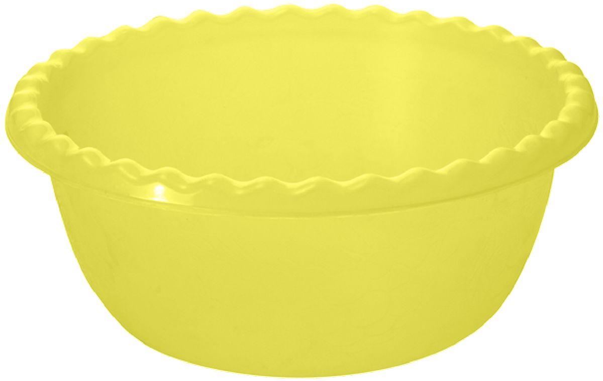 Миска Plastic Centre Фазенда, цвет: желтый, 1,5 л115610Наш многофункциональный салатник прекрасно подходит как для приготовления, так и для подачи различных блюд на стол. Классический дизайн порадует хозяйку.