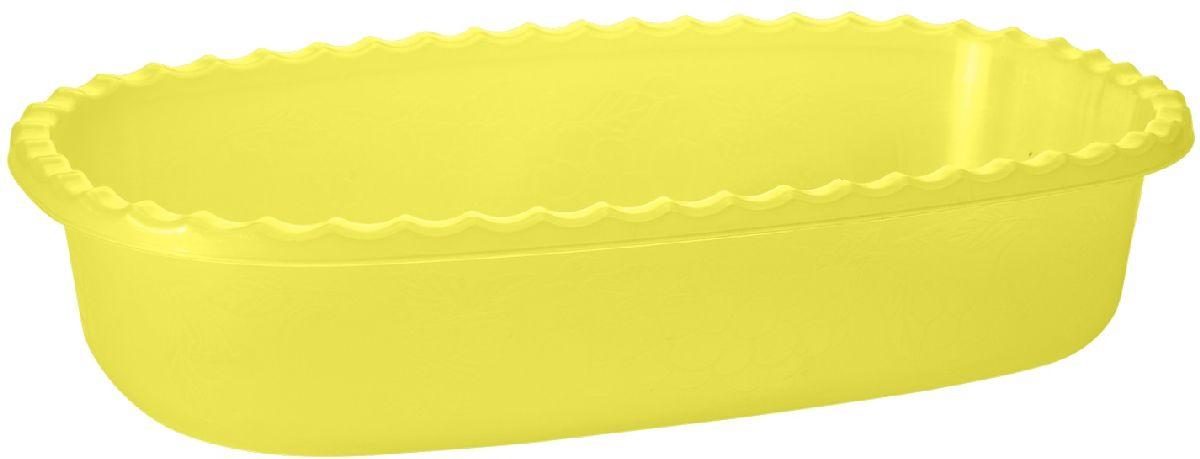 Судок Plastic Centre Фазенда, цвет: желтый, 1,5 л54 009312Наш многофункциональный судок прекрасно подходит для подачи различных блюд. Классический дизайн судка украсит даже праздничный стол.