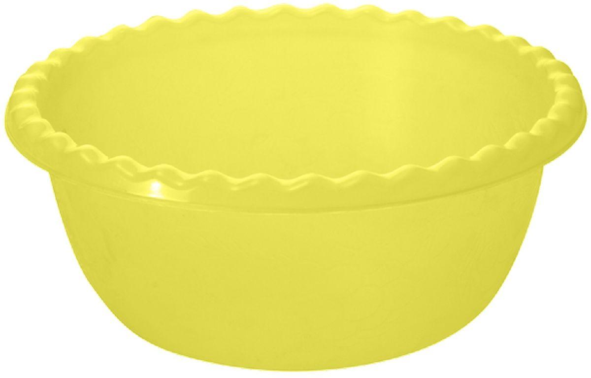 Миска Plastic Centre Фазенда, цвет: желтый, 6 л54 009312Наш многофункциональный салатник прекрасно подходит как для приготовления, так и для подачи различных блюд на стол. Классический дизайн порадует хозяйку.