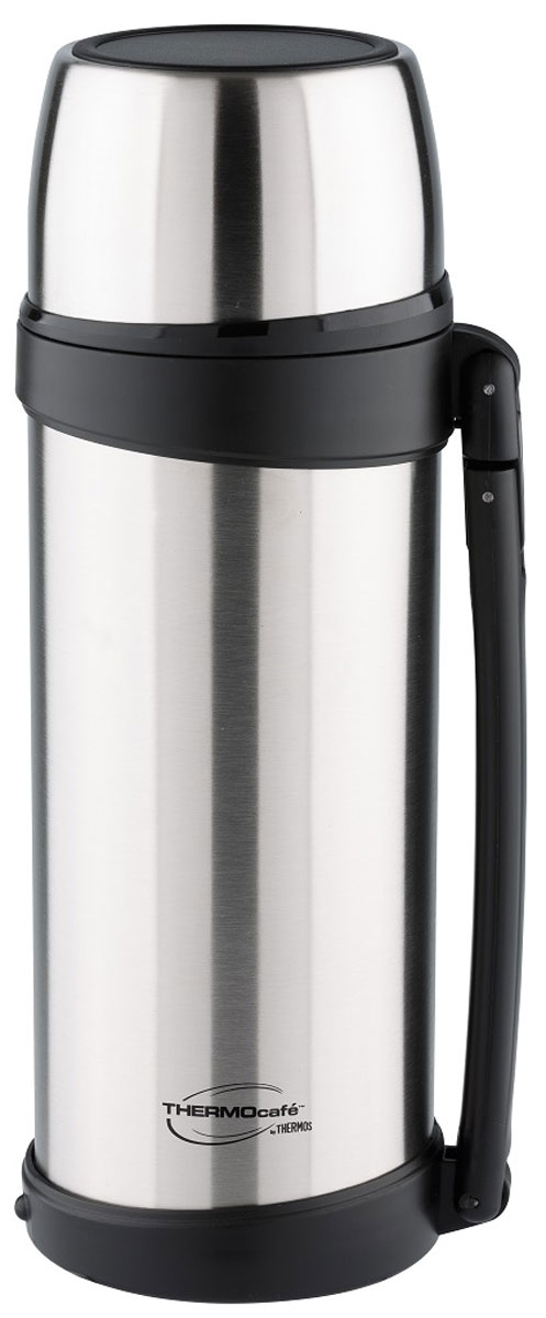 Термос Thermocafe By Thermos, цвет: стальной, 1 л. XTGH9-100 soyinka wole of africa