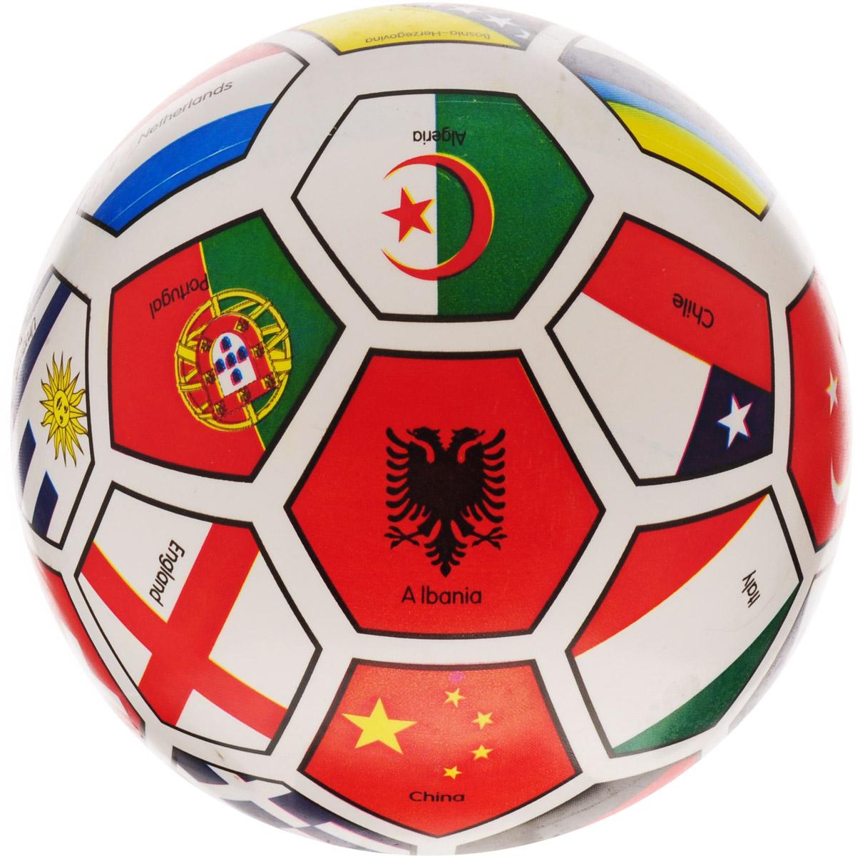 1TOY Мяч 21,5 см