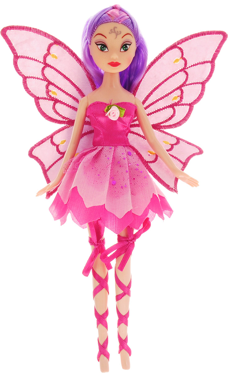 S+S Toys Кукла Фея волшебница волшебница мария перчатки