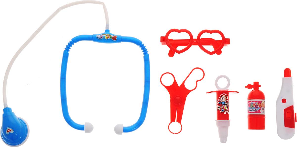 S+S Toys Игрушечный набор Доктор  набор доктора s s toys ej14672r сумочка