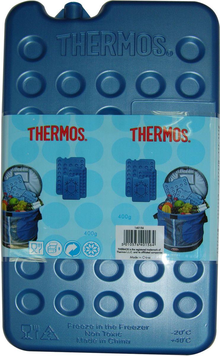Аккумулятор холода Thermos Freezing Board, цвет: синий, 1 шт, 400 г401564Аккумуляторы холода Freeze Board увеличивают время сохранения температуры продуктов. Они рассчитаны на многократное использование, легко моются, изготовлены из экологически чистых материалов. Представлены в темно-синих плоских брикетах из полипропилена. Для поддержания режима холод необходимо: брикеты поместить в морозильную камеру на 6-8 часов, затем поместить в сумку охлажденные продукты и аккумуляторы.Вес: 400 гр.