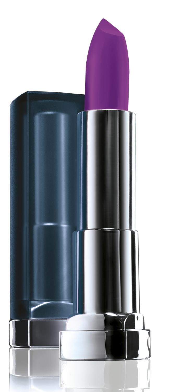 Maybelline New York Увлажняющая помада для губ Color Sensational Матовое Искушение, оттенок 953 Фиолетовый взрыв, 4,4 г28032022Удивительное чувство комфорта, мягкий матовый цвет и кремовая тесктура. Уникальная формула увлажняет губы, придавая при этом соблазнительный насыщенный матовый цвет. 6 соблазнительных оттенков! Выбери свой!