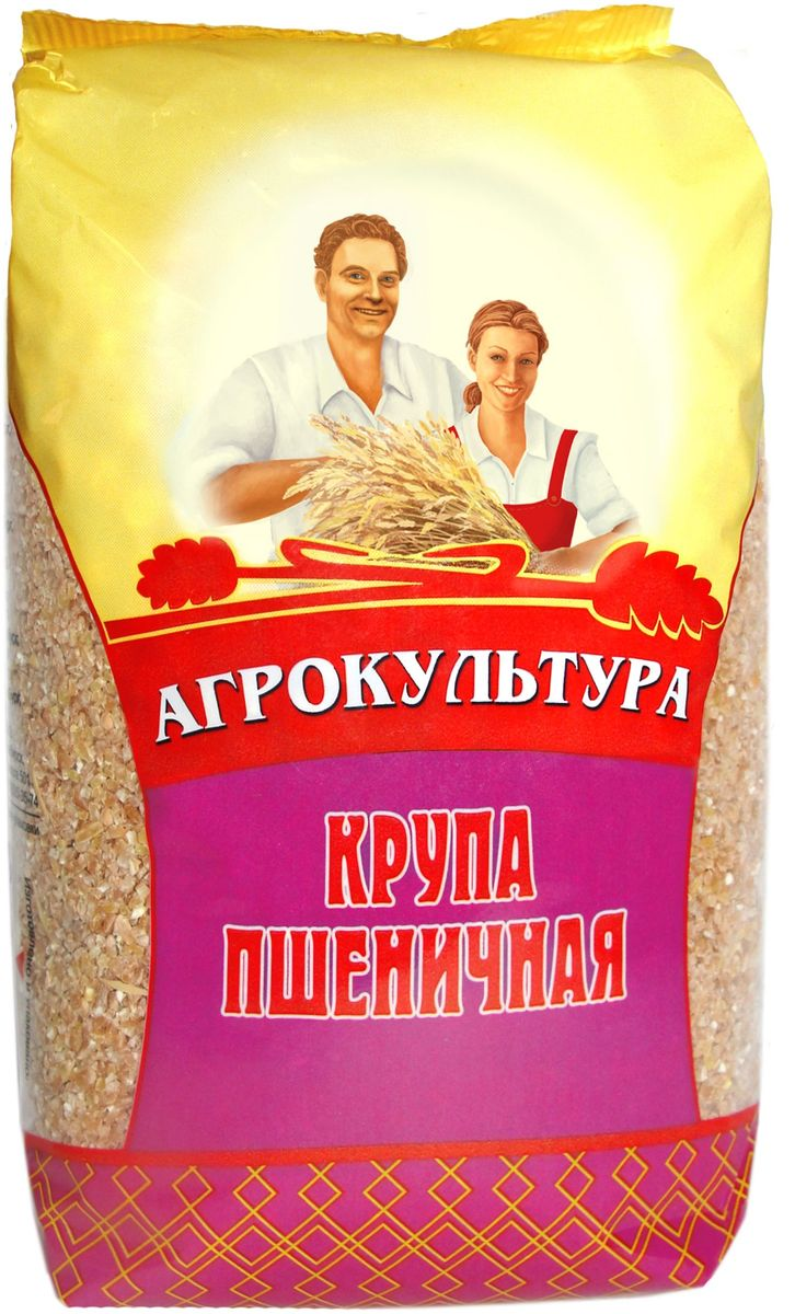 Агрокультура пшеничная крупа, 600 г