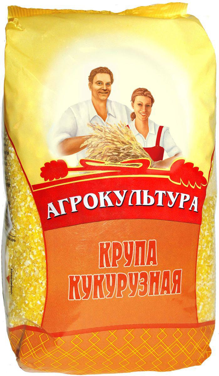 Агрокультура кукурузная крупа, 600 г