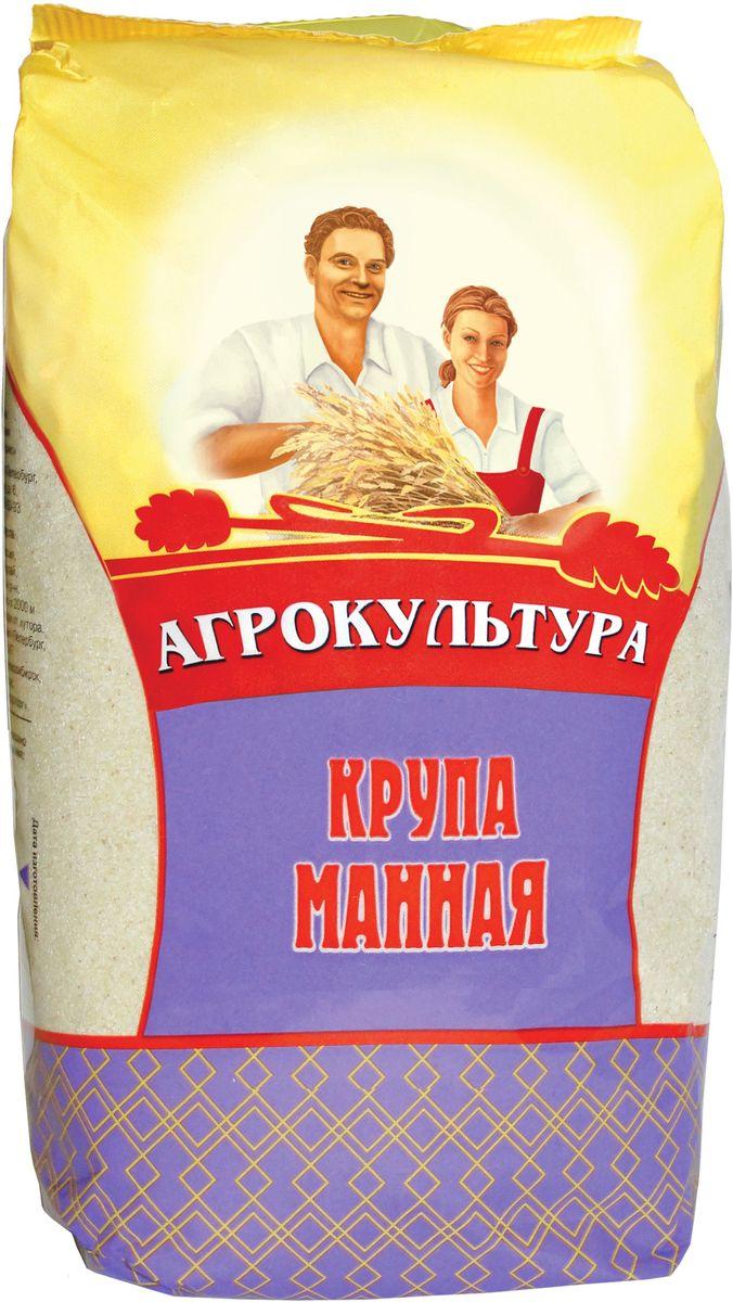 Агрокультура манная крупа, 700 г0120710Манная крупа Агрокультура изготавливается из пшеницы. Она быстро разваривается, хорошо усваивается, содержит минимальное количество клетчатки (0,2%), богата растительным белком и крахмалом.