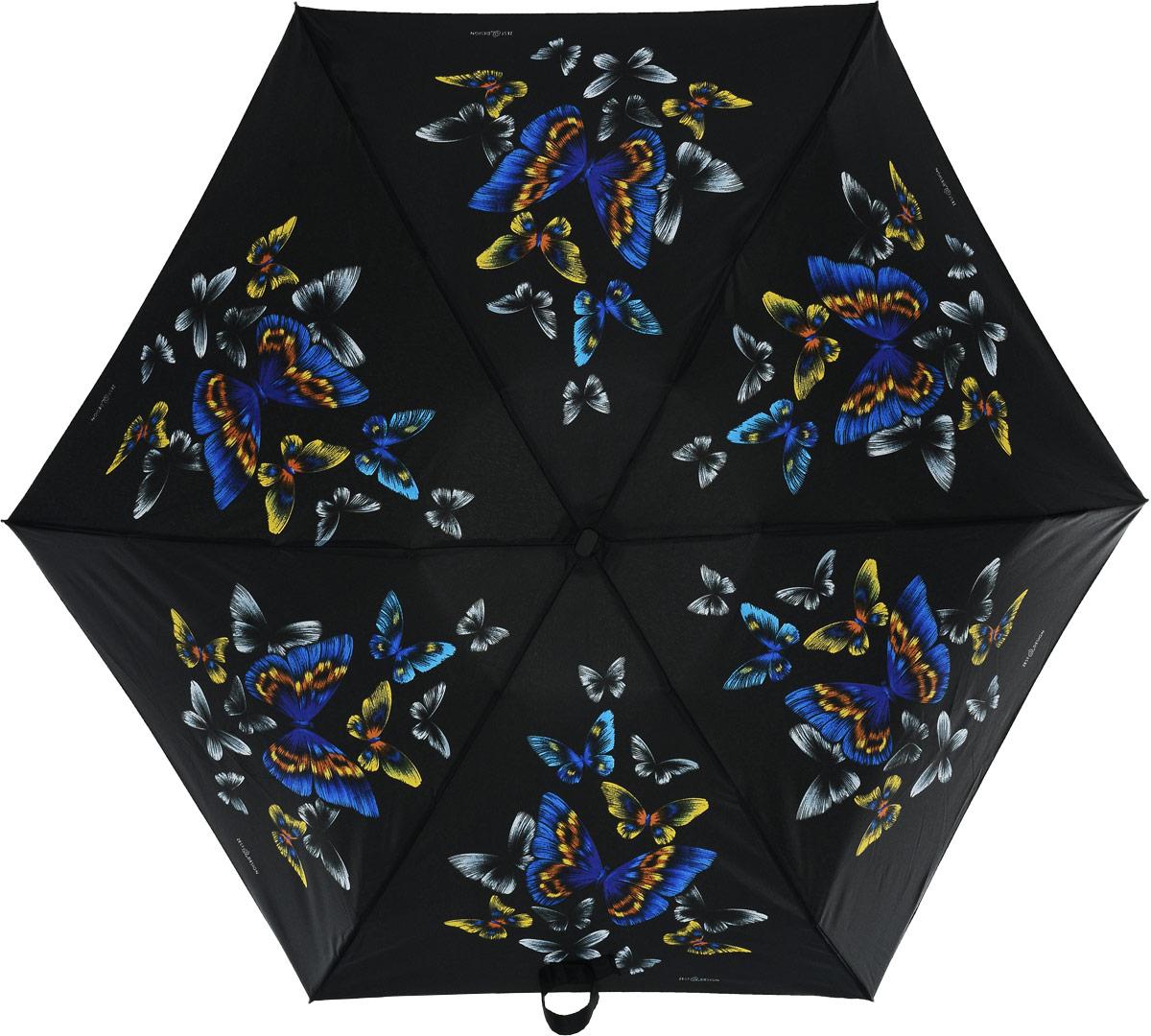 Зонт женский Zest, механический, 5 сложений, цвет: черный, синий, желтый. белый. 25516-155Серьги с подвескамиНевероятно компактный и легкий зонт Zest имеет 5 сложений. Модель зонта складывается и раскладывается механически. Удобная ручка выполнена из пластика с прорезиненным нанесением, приятна на ощупь. В сложенном состоянии зонт занимает очень мало места, и его удобно будет носить с собой даже в маленькой сумочке. К зонту прилагается чехол.