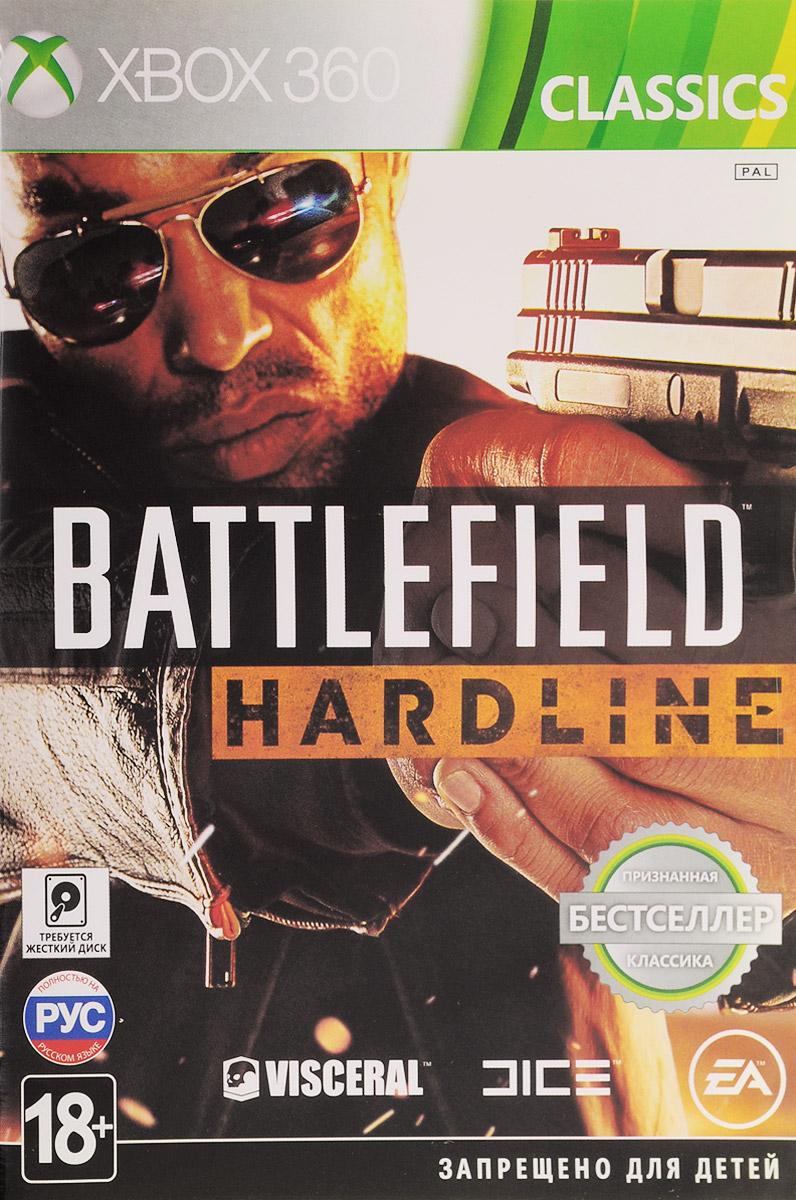 Battlefield: Hardline (Classics) (Xbox 360)