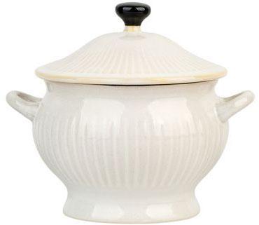 Горшок для запекания Bekker, с крышкой, цвет: белый, черный, 440 млРАД14457898_желтыйГоршок для запекания Bekker с крышкой выполнен из высококачественной керамики. Уникальные свойства красной глины и толстые стенки изделия обеспечивают эффект русской печи при приготовлении блюд. Блюда, приготовленные в керамическом горшке, получаются нежными исочными. Вы сможете приготовить мясо, сделать томленые овощи и все это без капли масла. Этоодин из самых здоровых способов готовки. Можно использовать в духовке и микроволновой печи. Диаметр горшка (по верхнему краю): 10,5 см.Высота (без учета крышки): 8,5 см. Объем: 440 мл.