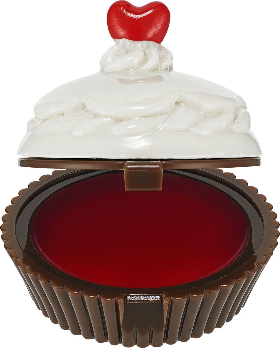 Holika Holika Бальзам для губ Дессерт тайм, тон 01, вишневое пирожное, 7 г280320226637 Dessert Time Lip Balm AD01 Бальзам для губ Время десерта (Красное пирожное).