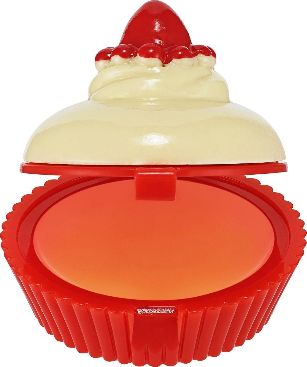 Holika Holika Бальзам для губ Дессерт тайм, тон 05, апельсиновое пирожное, 7 г280320226675 Holika Holika Dessert Time Lip Balm AD05 (Orange Cup Cake) Бальзам для губ Время десерта (Апельсиновое пирожное).