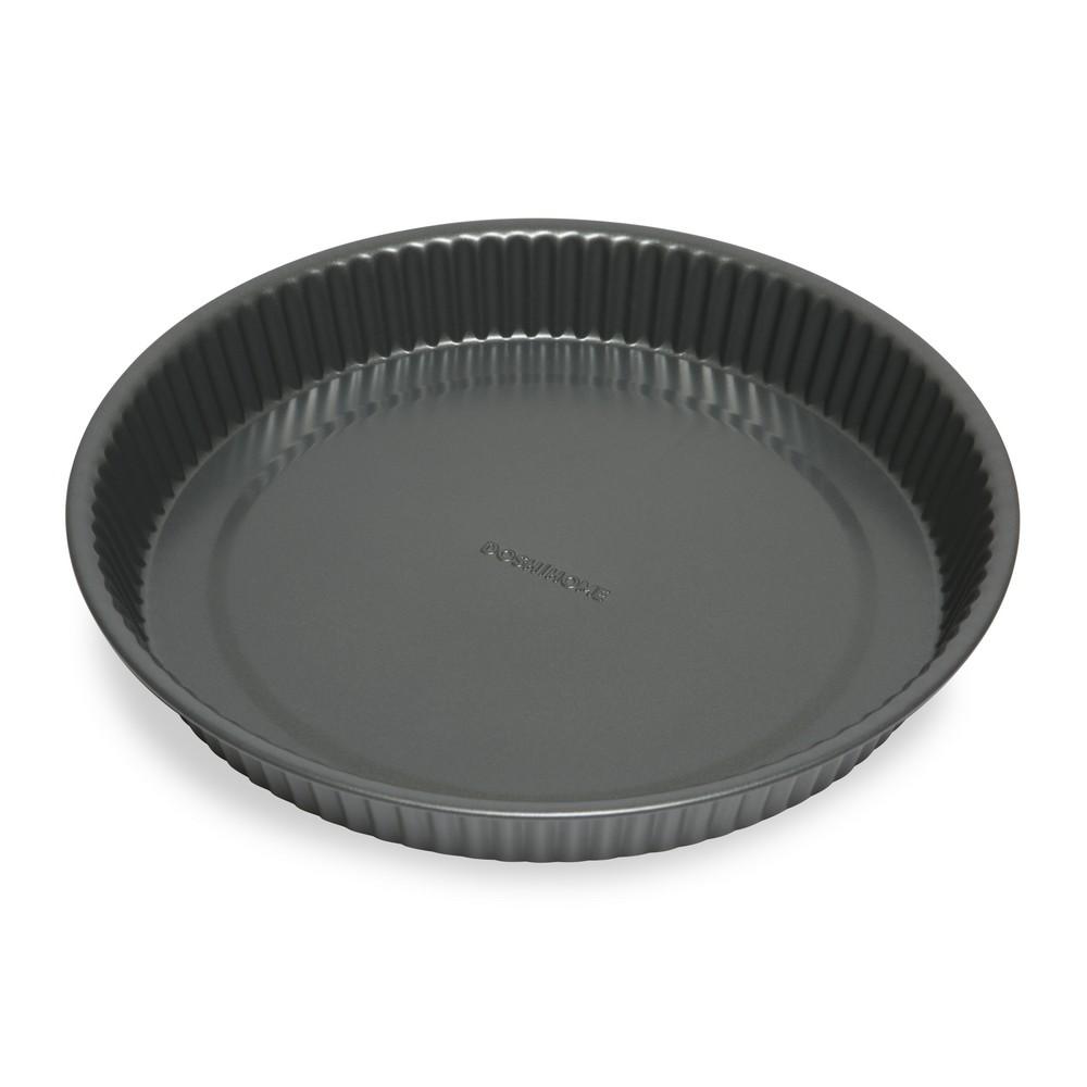 Форма для выпечки Dosh Home Fornax, с волнистыми краями, с антипригарным покрытием, диаметр 28 см300112Форма с волнистыми краямиDosh Home Fornax прекрасно подходит для приготовления выпечки блюд с волнистыми краями. Форма изготовлена из стали и имеет высококачественное антипригарное покрытие, которое препятствует пригоранию. Форма прекрасно подходит для всех типов плит, можно мыть в посудомоечной машине.Диаметр: 28 см.