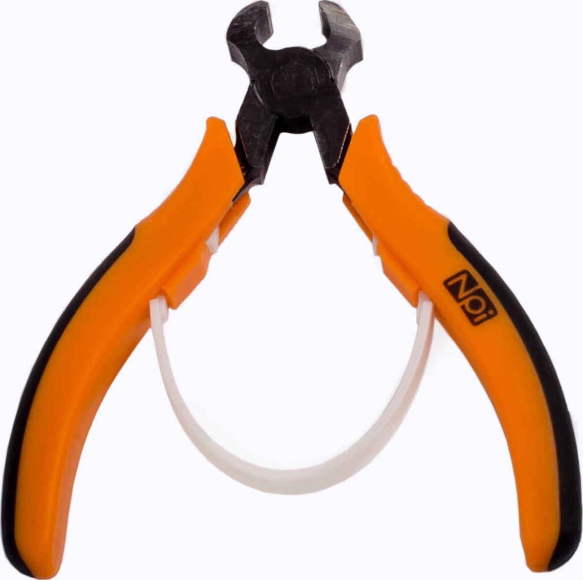 Кусачки торцевые NPI, 115 мм80621Кусачки торцевые NPI 115мм. Длина инструмента 115 мм. Удлиненные режущие кромки для выполнения точной резки и других тонких работ. Режущие кромки, закаленные дополнительно индуктивным методом. Режущая часть сделана из хром-ванадиевой стали. Особенности модели:Двухкомпонентная эргономическая рукоятка, обеспечивает удобную работу. Нейлоновая пружина большой прочности.Дополнительно закаленные режущие кромки отличаются высокой твердостью.