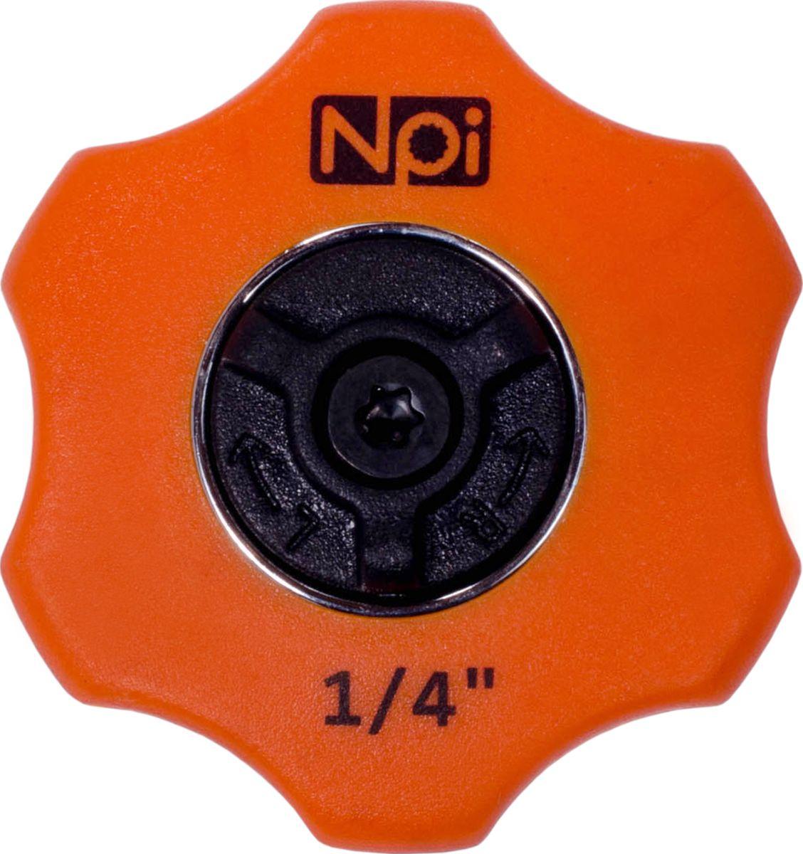 Трещотка-мини NPI, 1/4, 72 зубаCA-3505Мини-трещотка. Размер 1/4. Имеет 72 зуба. Встроенный переключатель вращения. Прочное композитное покрытие.