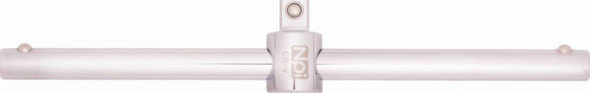 Вороток NPI, 1/2CA-3505Вороток NPI выполнен из хром-ванадиевой стали и предназначен для закрепления в нем торцевых головок. Размер переходника: 1/2. Длина инструмента: 250 мм.