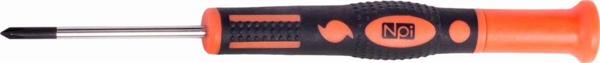Отвертка крестовая NPI CrMo, для точных работ, PH0 x 50 ммFS-80423Отвертка крестовая NPI CrMo, изготовленная из высокопрочной хром-молибден-ванадиевой стали, предназначена для точных работ. Имеет магнитный наконечник и эргономичную рукоятку. Тип наконечника: PH0.Длина жала: 50 мм.