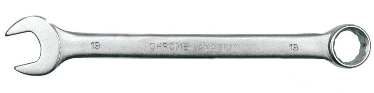Ключ комбинированный Vorel Сатин CrV, 8 мм21395599Ключ комбинированный VOREL САТИН, размер 8 мм, выполнен из инструментальной стали CrV.