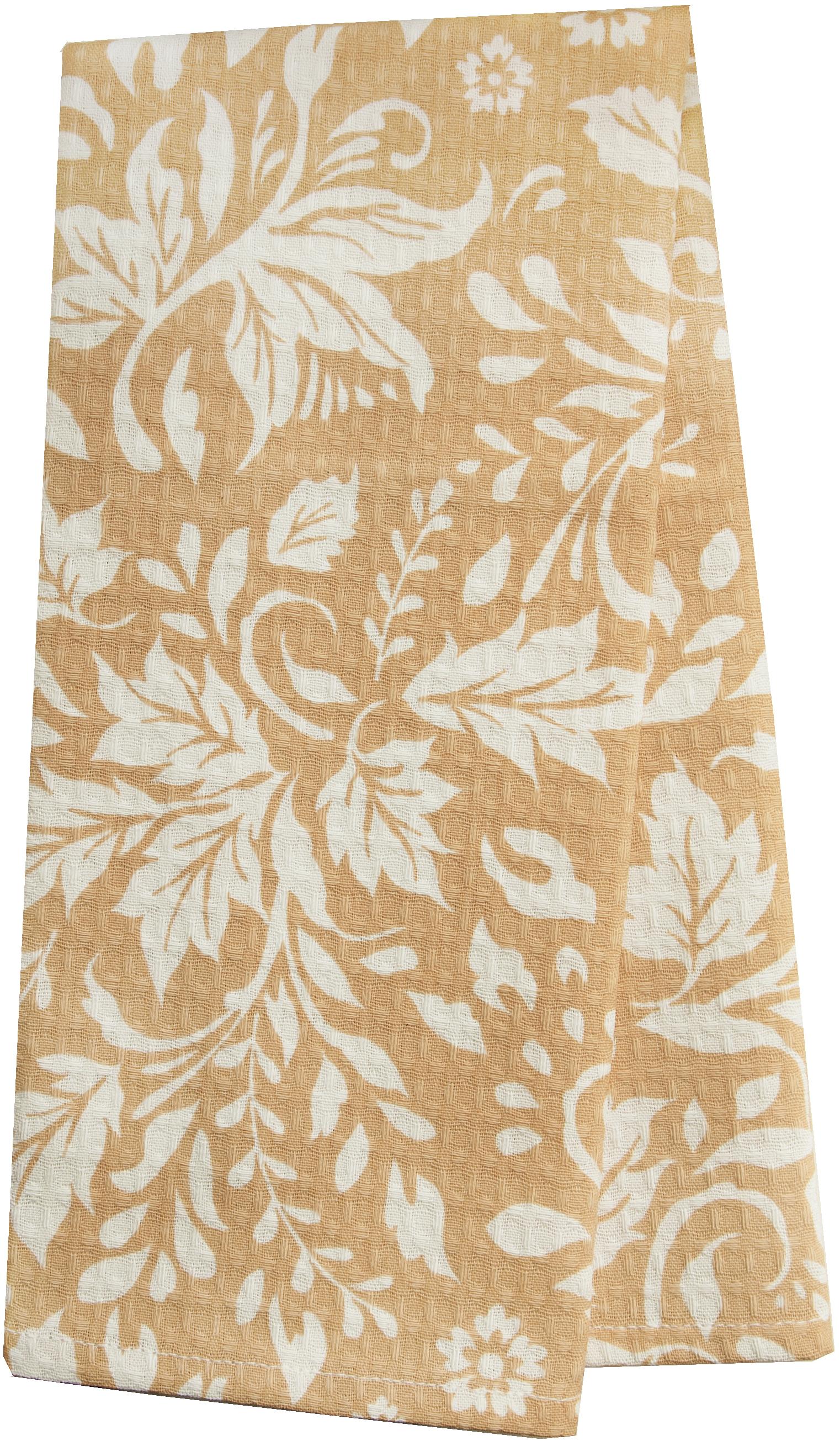 Полотенце кухонное Bonita Белые росы, цвет: белый, бежевый, 35 х 61 смVT-1520(SR)Полотенце кухонное Bonita изготовлено из натурального хлопка и оформлено цветочным рисунком. Полотенце идеально впитывает влагу и сохраняет свою необычайную мягкость даже после многих стирок. Полотенце Bonita - отличный вариант для практичной и современной хозяйки.