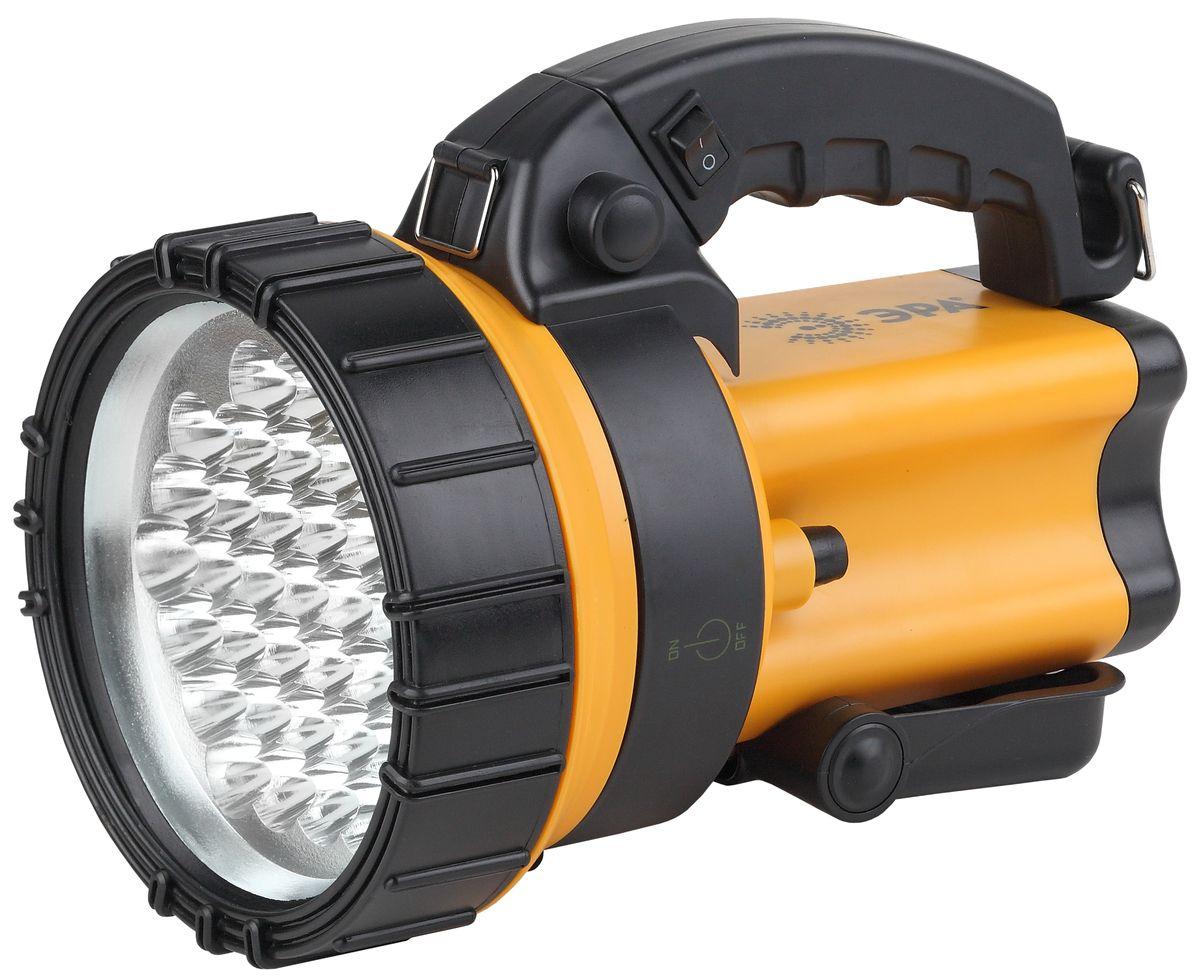 Фонарь ручной Эра, 36 x LED, аккумулятор 4,5 Ah, ЗУ 220 V+12 VFA37MАккумуляторный светодиодный прожектор Эра:36 белых LEDАккумулятор 4 V 4,5 Ah (AC3, DT4045)Подзарядка от сети 220 V и бортовой сети автомобиля 12 VРемень для переноски на плече.