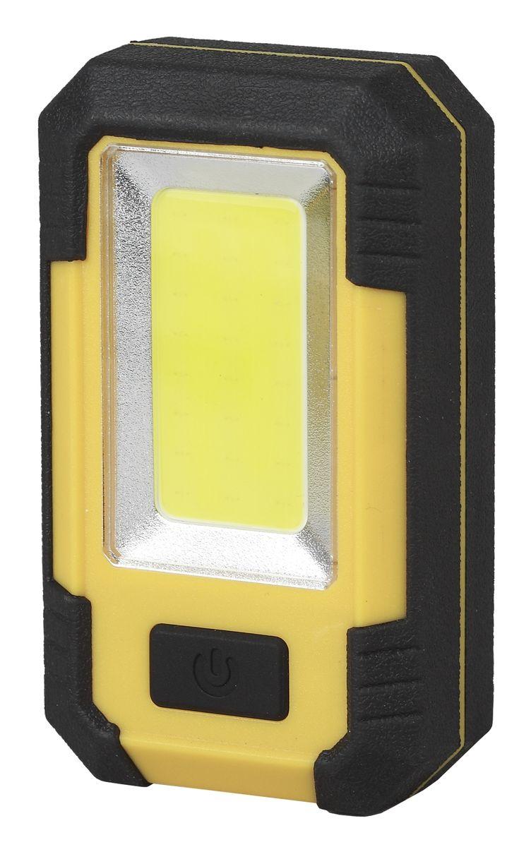 Фонарь ручной Эра Практик, 15 Вт COB, powerbank 6 Ач, с магнитом и крючком, 3 режимаRA-801Рабочий аккумуляторный фонарь Эра Практик имеет следующие характеристики: 15 Вт COB диод используется как источник питания (powerbank) Li аккумулятор 6 Ач. 3 режима магнит крючок подставка зарядка от USB (провод в комплекте)