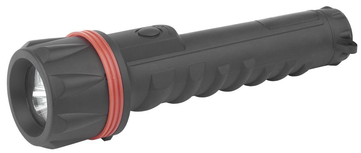Фонарь ручной Трофи, 3 x LED, 3 х D. TR3DTR3DСветодиодный обрезиненный фонарь Трофи: 3 белых светодиодаРемешок на запястье3 x D (в комплект не входят) Большой размер.