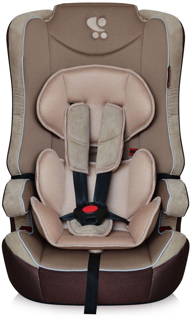 Lorelli Автокресло Explorer цвет бежевый от 9 до 36 кг98295719Автокресло Lorelli от 9 до 36 кг среднего класса повышенной надежности. Увеличенная ширина спинки и сиденья, подходит для крупных детей. Европейский стандарт безопасности ECЕ R44/04. 5-точечный, регулируемый по высоте ремень безопасности с мягкими накладками. Надежный жесткий пластиковый каркас кресла. Трансформируется в бустер. Легко съемная моющаяся тканевая часть. Простой монтаж.
