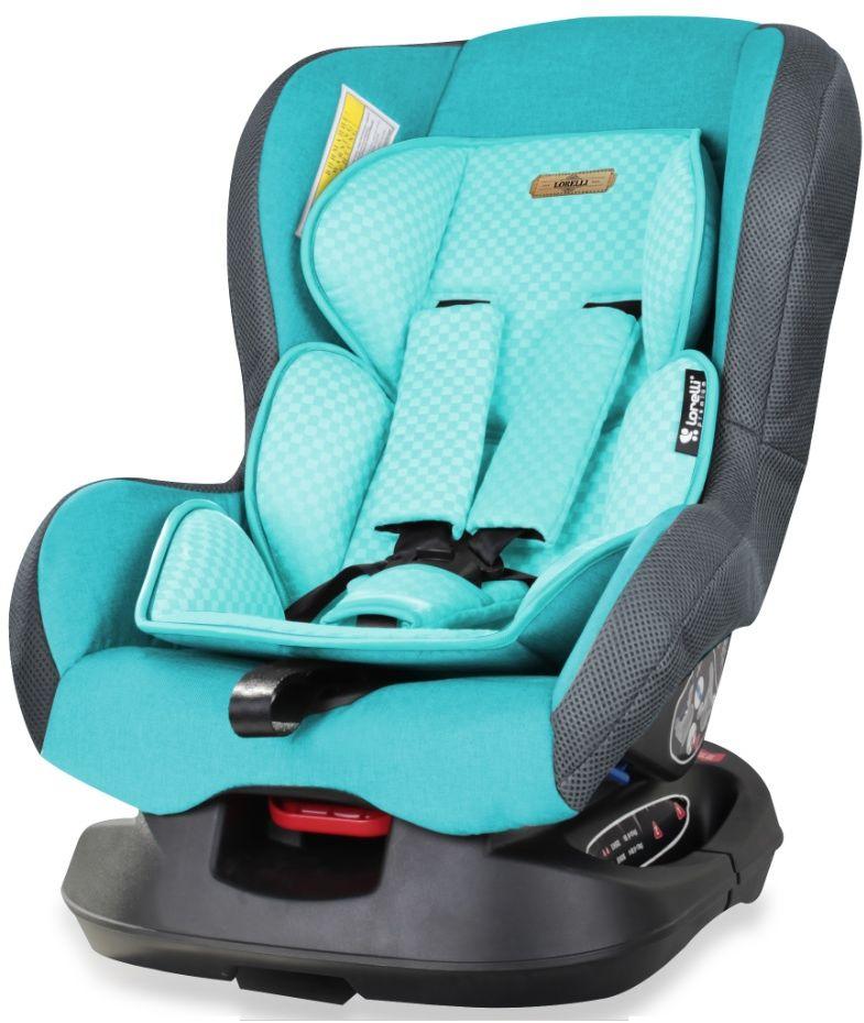 Bertoni Автокресло Saturn цвет серый зеленый от 0 до 18 кг3800151919322Автокресло Bertoni Concord от 0 до 18 кг среднего класса повышенной надежности. Европейский стандарт безопасности ECЕ R44/04. 3 положения угла наклона кресла: сидя, полусидя, полулежа. 5-точечный, регулируемый по высоте ремень безопасности с мягкими накладками. Мягкая вставка из натуральной ткани. Легко съемная моющаяся тканевая часть. Простой монтаж.