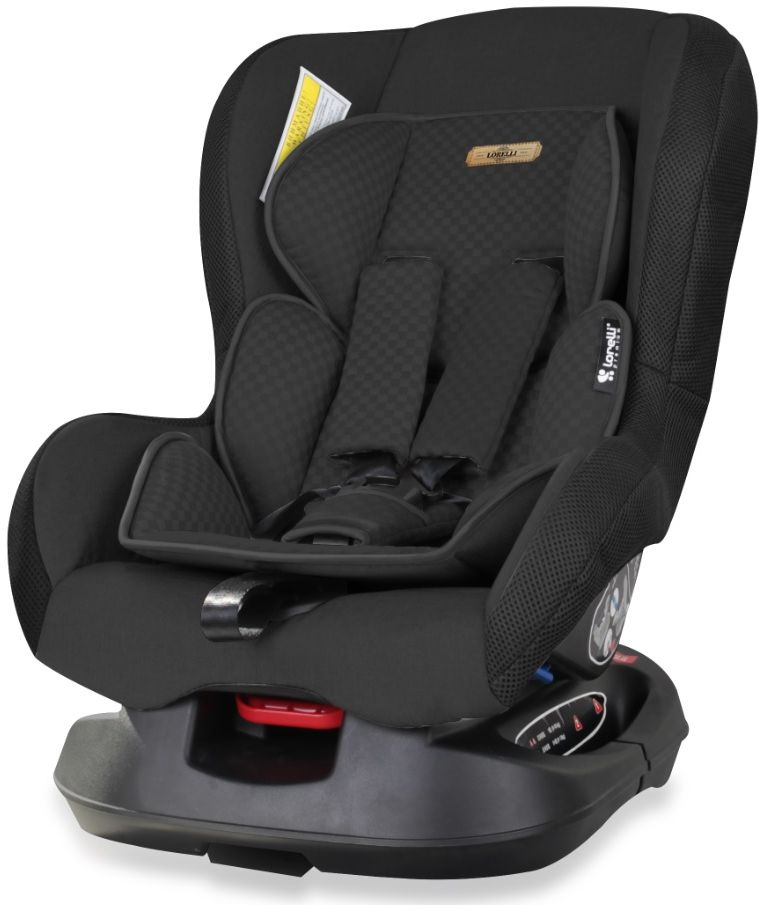 Bertoni Автокресло Saturn цвет черный от 0 до 18 кг -  Автокресла