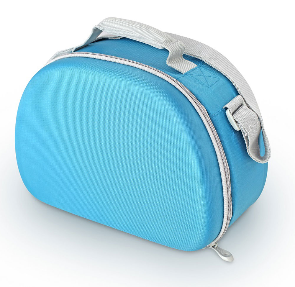 Термосумка Thermos Eva Mold Kit, цвет: голубой, 6 л469717Thermos Eva Mold Kit -это термосумка, которая очень пригодится в поездке для перевозки косметических и лекарственных средств, требующих поддержания определенных температурных условий хранения. Благодаря ее изоляционному слою, сумка позволяет сохранять продукты свежими, а напитки холодными даже в жару. Объем: 6 л.