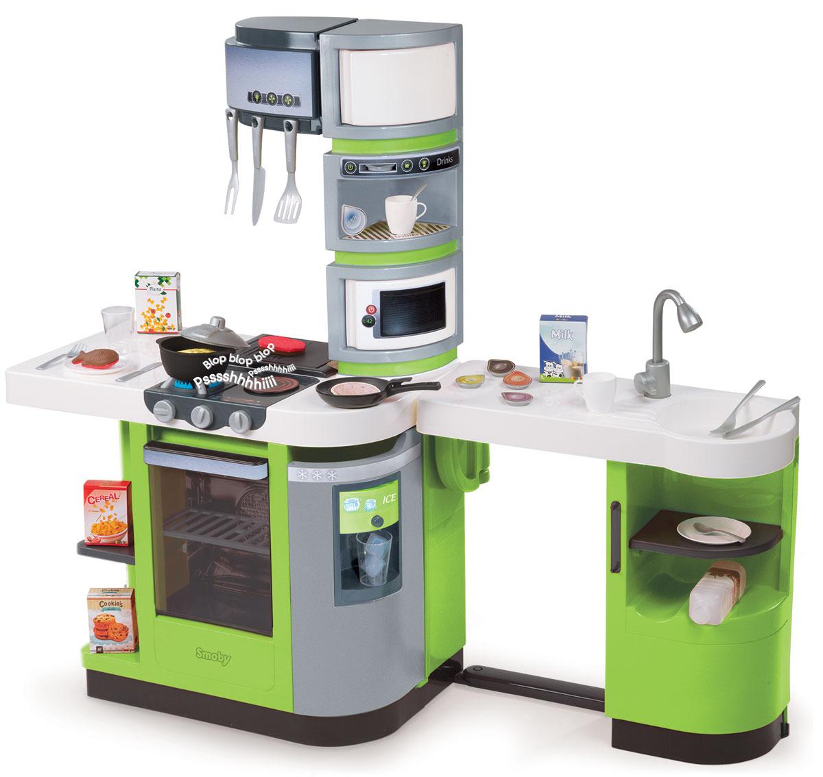 Smoby Игровой набор Детская кухня Cook Master