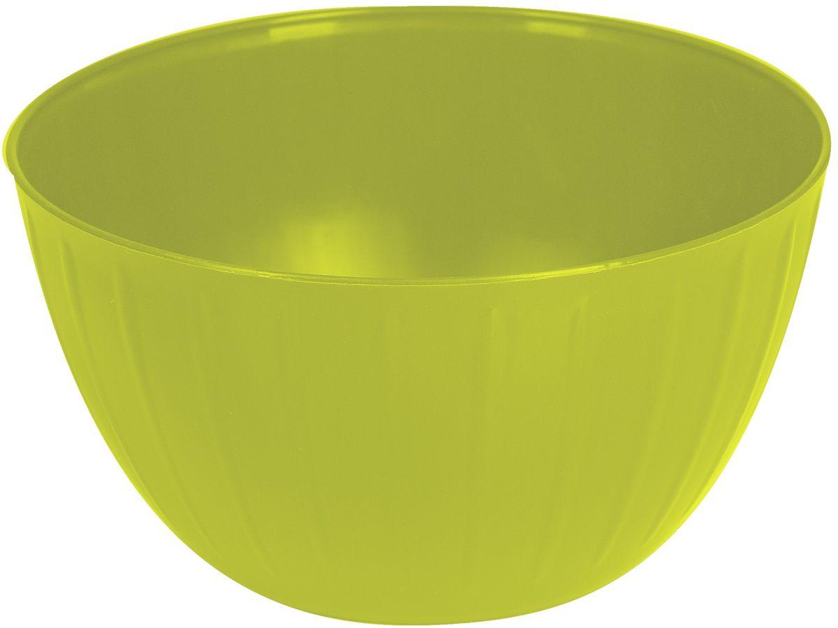 Салатник Giaretti Fiesta, цвет: оливковый, 1,7 л54 009312Салатник Fiesta создан специально, чтобы вы могли использовать его и в каждодневном использовании, и на торжественных приемах! Если вы хотите, чтобы на вашей кухне царил уют – выбирайте яркий, но лаконичный салатник Fiesta, который впишется в любой интерьер!