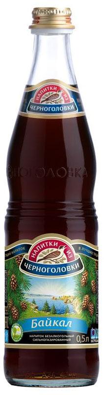 Байкал напиток безалкогольный сильногазированный, 0,5 л7013Рецепт напитка Байкал был создан Институтом пивоваренной и безалкогольной промышленности в 1973 году. Входящие в состав лечебные травы зверобоя, корня солодки и элеутерококка придали напитку неповторимый вкус и наделили лечебными свойствами. Компания Аквалайф сохранила традиционную рецептуру, благодаря которой, напиток завоевал любовь и признание потребителей.Компания Аквалайф обладает эксклюзивными правами на производство и реализацию напитка Байкал, как на территории России, так и в 30 странах мира.