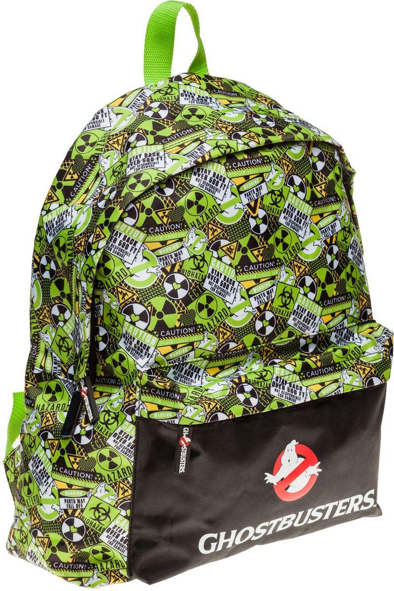 Hatber HD Рюкзак детский Basic Охотники за привидениями72523WDЛегкий повседневный детский рюкзак Basic Охотники за привидениями исполнен из прочного износостойкого материала высокого качества. Рюкзак имеет одно вместительное отделение на застежке-молнии и один объемный карман спереди так же на молнии. Широкие регулируемые лямки обеспечат комфорт, а забавный принт с любимыми героями обязательно понравится ребенку.