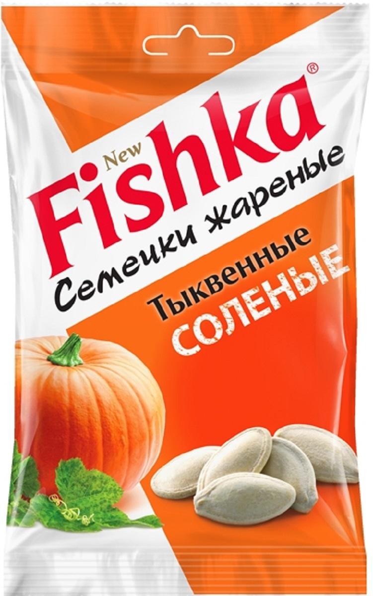 Fishka семечки тыквы жареные соленые, 100 г0120710Fishka – новые, особенные и молодежные – тыквенные семечки Fishka придутся по вкусу всем любителям чего-то новенького. Прекрасная и здоровая альтернатива вредным снекам. Убедитесь, что здоровый перекус тоже имеет вкус!
