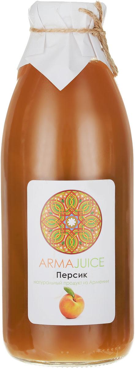 ARMAjuice Нектар персиковый, 750 мл0120710Вкусный и полезный напиток, изготовленный из персикового пюре. Нектар с мякотью содержит в себе не менее 42% сока, имеет нежную консистенцию и приятный вкус.В персиковом нектаре содержится много калия, бета-каротина, железа, витаминов С и В. Натуральный напиток отлично освежает и утоляет жажду.Уважаемые клиенты! Обращаем ваше внимание, что полный перечень состава продукта представлен на дополнительном изображении.