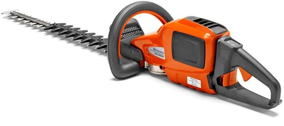 Аккумуляторные профи ножницы для живой изгороди Husqvarna 536LiHD60X80653Легкая, тихая на батарейках газонокосилка для коммерческого использования.Новый фирменный двигатель и новый мощный аккумулятор позволит вам увеличить ваше рабочее время.Поворотная задняя рукоятка облегчает работу при резке как по вертикали, так и по горизонтали.Особенности: Долговечный 4-х щеточный двигательОтсутствие токсичных выхлоповПростота управленияНе требует обслуживанияНожи для профессиональной работы в сложных условиях