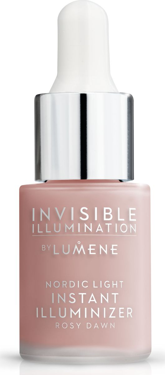 Lumene Ухаживающий хайлайтер, Утренний свет Invisible Illumination , 15 млAS-501/RБлагодаря текстуре легче воды сыворотка создает эффект сияющей вуали, выравнивая тон кожи, одновременно с чем ухаживает и увлажняет. Используйте хайлайтер самостоятельно или в дополнение к макияжу для дополнительного сияния. Вы также можете добавить несколько капель в свой увлажняющий крем или ухаживающую сыворотку-флюид с тонирующим эффектом. Активный компонент: арктическая родниковая вода. Оттенок Утренний свет.