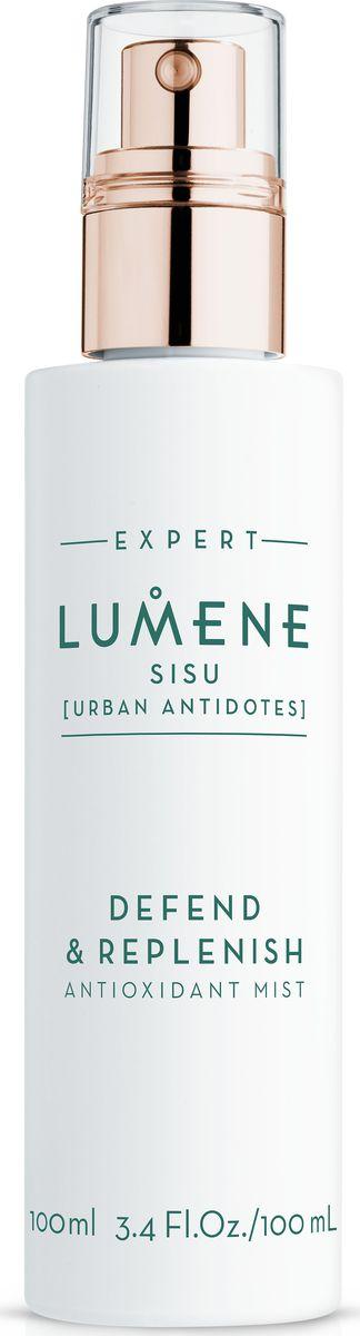 Lumene Sisu Восстанавливающая и защищающая дымка для лица, 100 млFS-00103Формула на основе чистой арктической родниковой воды, содержащая богатый минералами березовый сок и антиоксидантный витамин B3, обеспечивает эффективную защиту и увлажнение кожи. Возвращает здоровый цвет лица и восстанавливает естественное сияние. Данный продукт является гипоаллергенным!
