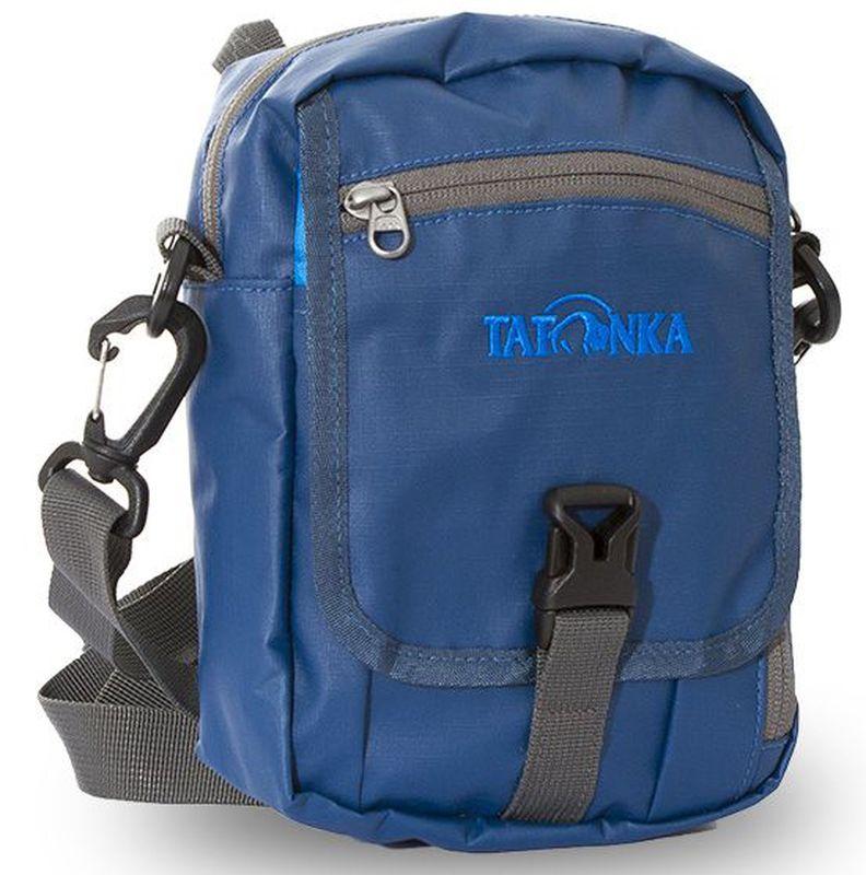 Сумка на плечо Tatonka  Check in Clip , цвет: синий, 22 x 15 x 7 см - Сумки на пояс / плечо
