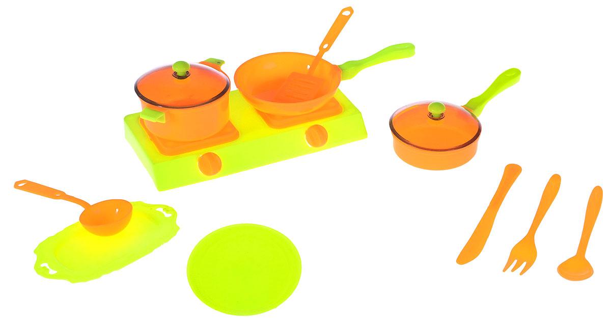 Altacto Игрушечный набор посуды Легкий завтрак цены