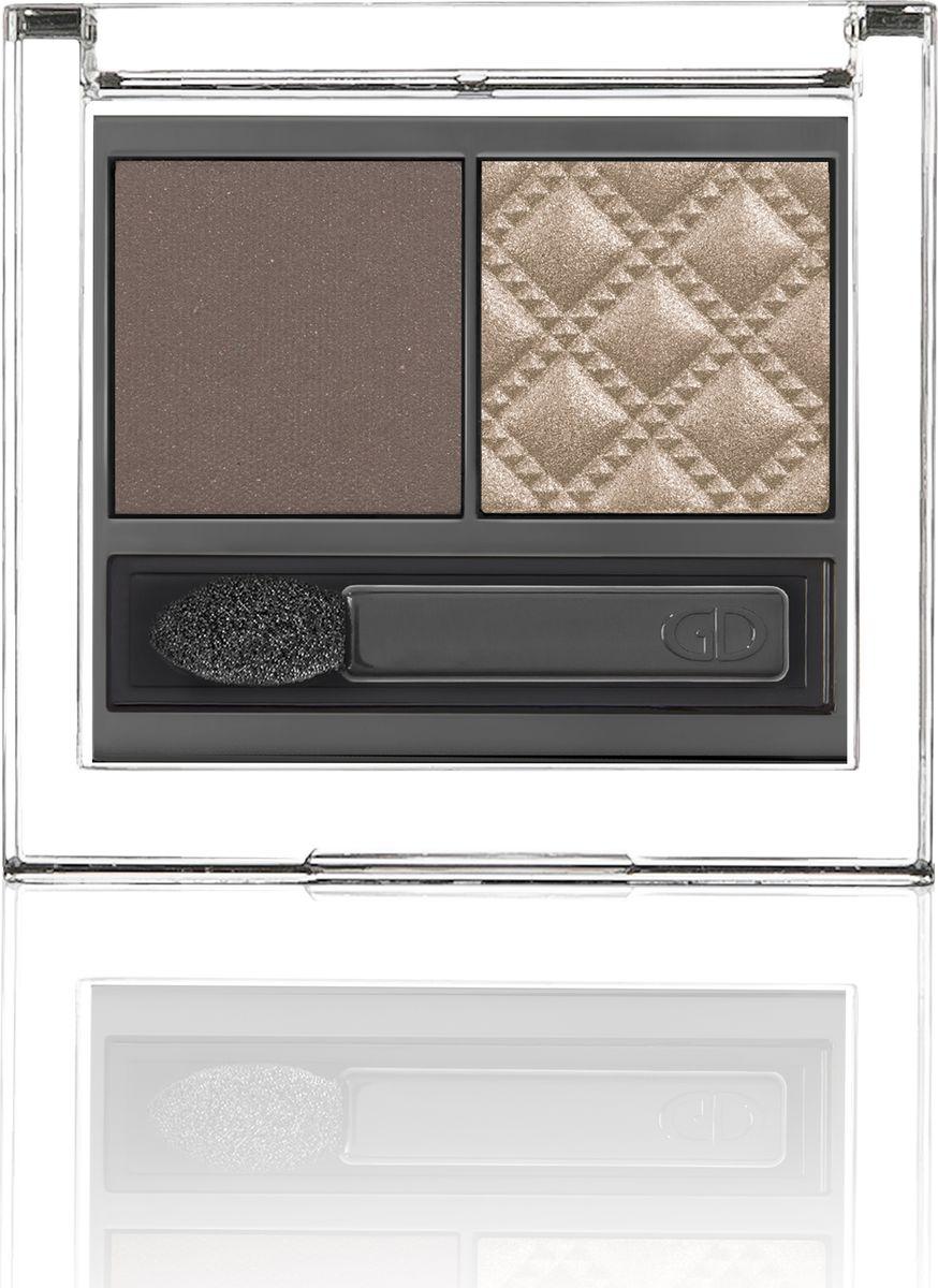 Ga-de Тени для век двухцветные Idyllic Soft Satin № 4328032022Тени двухцветные Idyllic Soft Satin с сатиновым эффектом. Экспертно подобранные оттенки для создания макияжа. Тени для век Idyllic придадут взгляду обольстительный вид и обеспечат уход за нежной кожей век. Шелковистая текстура, невероятная стойкость и вариация цветов приятно удивит и порадует вас. Оттенки легко смешиваются и превосходно тушуются.