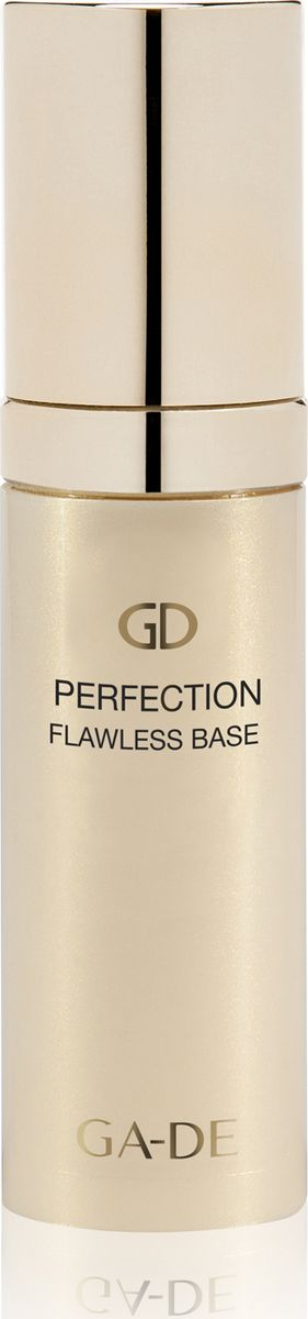 Ga-de Основа для макияжа Perfection Flawless Base, 30 млMFM-3101Это великолепное косметическое средство, призванное становиться идеальной базой для любого макияжа. Корректирующая основа отличается нежной бархатистой текстурой, благодаря которой равномерно наносится тонким слоем. Она сразу заполняет все трещинки, выравнивая тон, маскирует недостатки и оживляет кожу, придает здоровый, сияющий вид. Средство действует без утяжеления, обеспечивает надежную защиту от пагубного влияния внешних раздражителей.