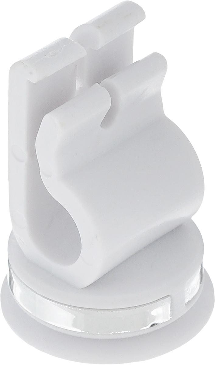 Держатель автомобильный Оранжевый слоник, для телефона, магнитный, цвет: белый94672Универсальный держатель для мобильный устройств Оранжевый слоник подходит для всех телефонов. Держатель имеет удобное крепление: одна часть крепится на воздуховод, а вторая часть с помощью клеевого слоя крепится на мобильное устройство. Между собой части скрепляются с помощью магнита.