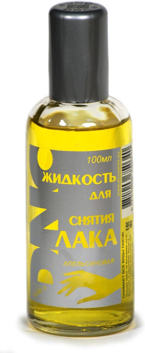 Жидкость для снятия лака DNC Апельсиновая , 100 мл28032022Классическая жидкость с добавлением касторового масла. Не сушит ногти.Быстро и эффективно снимает лак. С цитрусовым запахом.
